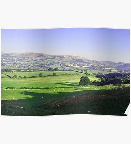 Berwyn Hills Poster