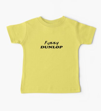 The Wire - Fuzzy Dunlop Baby Tee