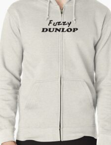 The Wire - Fuzzy Dunlop Zipped Hoodie
