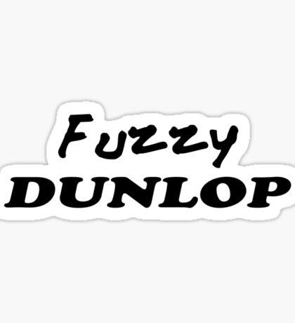 The Wire - Fuzzy Dunlop Sticker