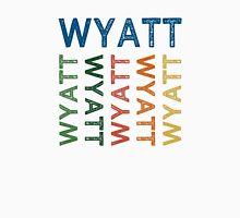 Wyatt Cute Colorful Unisex T-Shirt