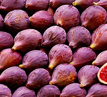 Fresh figs by Arie Koene