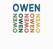 Owen Cute Colorful Unisex T-Shirt