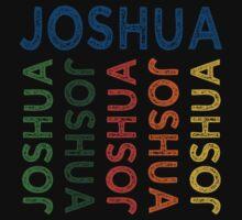 Joshua Cute Colorful Baby Tee