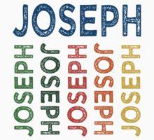 Joseph Cute Colorful Kids Clothes