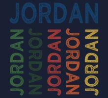 Jordan Cute Colorful Kids Clothes