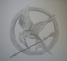 Mockingjay by NatalieMirosch