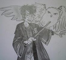 Harry Potter by NatalieMirosch