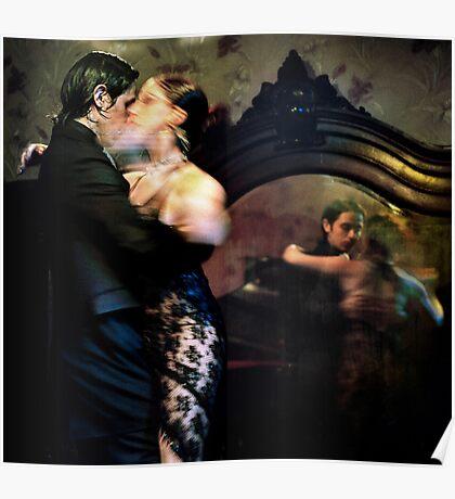 Tango - mirrored Poster