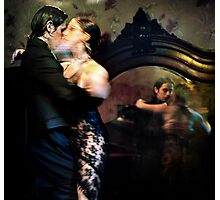 Tango - mirrored Photographic Print