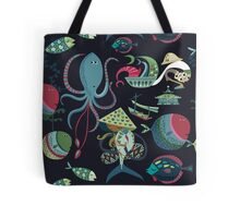 Fish market Tote Bag