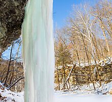 Big Ole Icicles by Kenneth Keifer