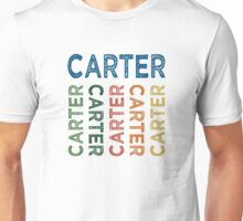 Carter Cute Colorful Unisex T-Shirt