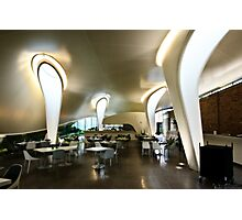 Serpentine Gallery's Cool Cafe Photographic Print