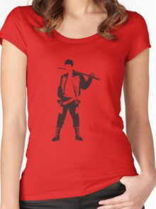 John Women's Fitted Scoop T-Shirt