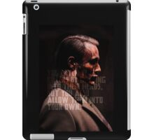 Catching Killers iPad Case/Skin