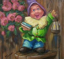 Gnome Buddy's Home by Sue Cervenka