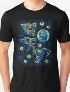 Three Great Monkeys  Unisex T-Shirt