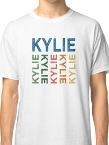 Kylie Cute Colorful Classic T-Shirt