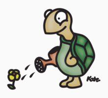 Gardening Turtle by katelein
