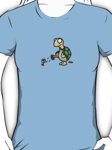 Gardening Turtle T-Shirt