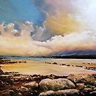 Coornagill Strand by Roman Burgan