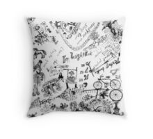 Wendoodle 10 Throw Pillow