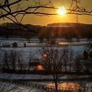 Winterfarm by LavenderMoon