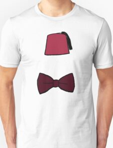 Fezzes/Bowties are Cool T-Shirt