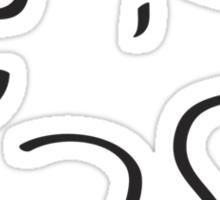 Woodstock - Peanuts  Sticker