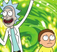 Rick and Morty season 1 Sticker
