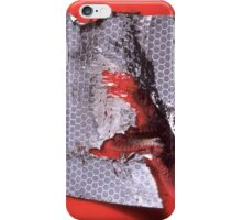 A CLOSER NY - CONE PAIN iPhone Case/Skin