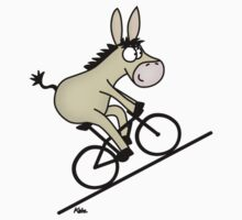 Biking Donkey One Piece - Long Sleeve