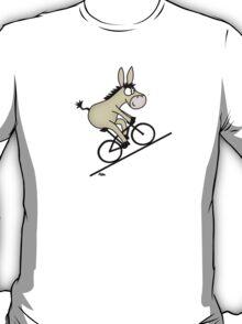 Biking Donkey T-Shirt