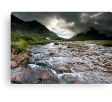 Scotland - Highland Hideaway Canvas Print