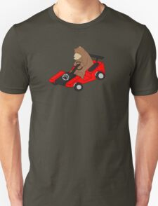 Go-kart Bear T-Shirt