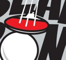 Office Slam Pong Sticker