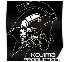 KOJIMA PRODUCTIONS - KNIGHT LOGO INDEPENDENT INDIE NEW Poster