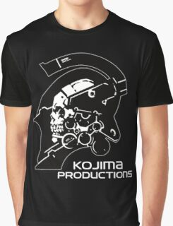 KOJIMA PRODUCTIONS - KNIGHT LOGO INDEPENDENT INDIE NEW Graphic T-Shirt