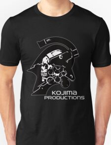 KOJIMA PRODUCTIONS - KNIGHT LOGO INDEPENDENT INDIE NEW T-Shirt