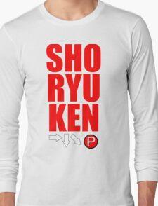 SHORYUKEN Long Sleeve T-Shirt