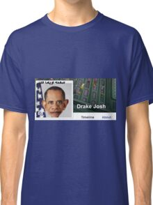 Drake Josh Classic T-Shirt