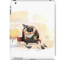Old friends iPad Case/Skin