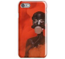 "Bad Bambi Series, #16 ""Breath of Fresh Air""  iPhone Case/Skin"