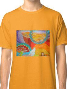 Surf Desert Off road T-shirt Classic T-Shirt
