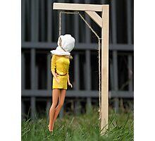 """Bad Bambi Series, #2 """"Just Hanging Around""""  Photographic Print"""