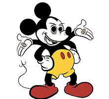 ...Mickey? by calebcoopman