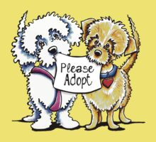 Might Mutts Please Adopt Kids Clothes