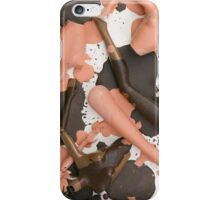 "Bad Bambi Series, #31 ""Melts in Your Mouth""  iPhone Case/Skin"