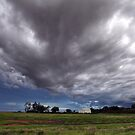 Large Cloud - Derby WA by Mark Ingram